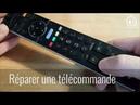 Astuce Bricolage : Réparer une télécommande TV - Bricolage-Facile