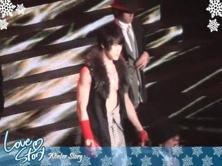 [HD Fancam] 081210 - Jaejoong - 2008 golden disc award - are you a good girl - DBSK/JYJ