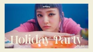 Weeekly 4th Mini Album  [Play Game : Holiday] Concept Film #T - Park Soeun
