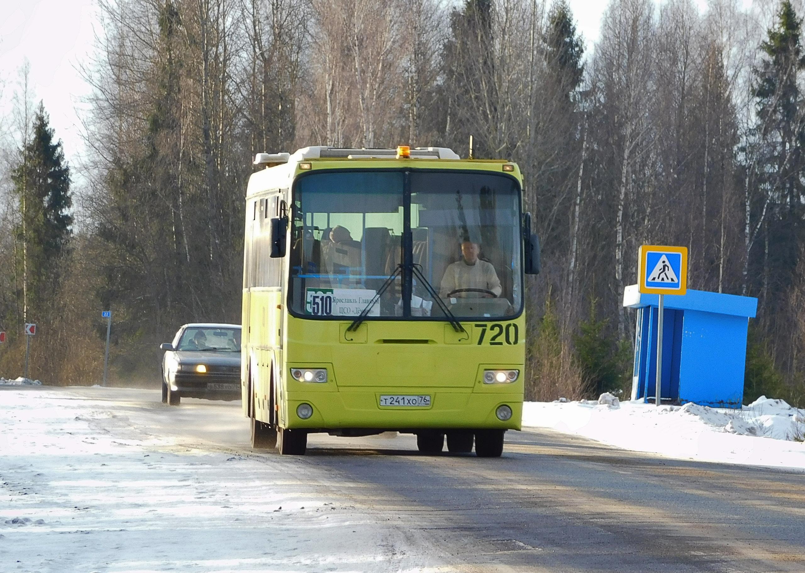 Автобус №510