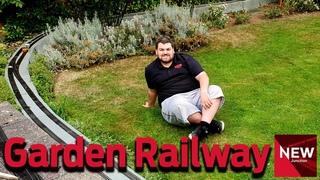 New Junction:  Building an 'O' gauge Garden Railway  Part Two