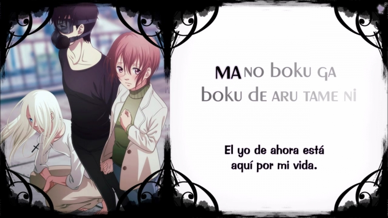 Devils Line ED - Sotto Tokete Yuku You ni [Sub Español Karaoke]
