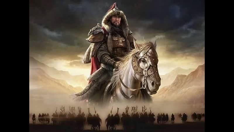 Падение Монголов как пала Золотая Орда и другие страны детей Чингисхана