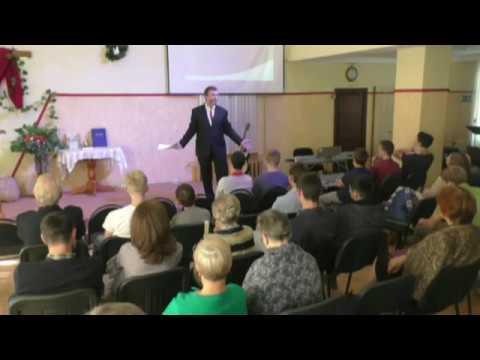 ИСЦЕЛЕНИЕ НЕЕМАНА болен ли кто из вас молитва веры исцелит болящего Проповедует Игорь Соловьёв