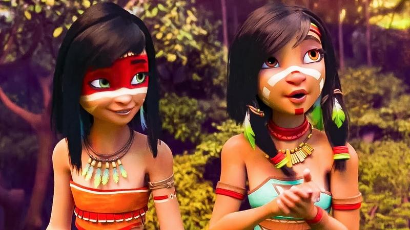 Айнбо Сердце Амазонии 😎 Русский трейлер 2 😎 Мультфильм 2021