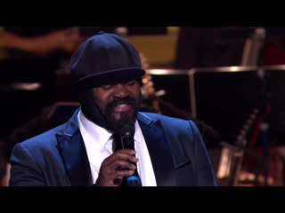 Gregory Porter performs Its Probably Me at the Polar Music Prize Ceremony 2017