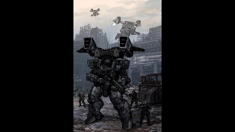 Скелетон Визард Буря звездной войны Том 23 Часть 2 Читает Adrenalin28