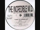 The Incredible MD and The Phunky People - Thro Ya Hands Up.wmv