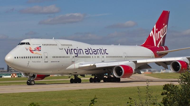 Мегазаводы Боинг 747 Проходите Все На Борт И Полетели