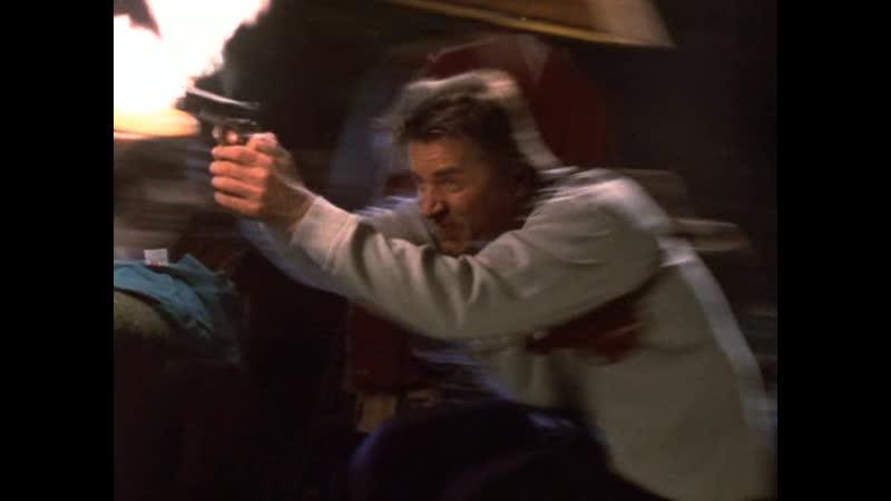 ➡ Детектив Нэш Бриджес (1996) 1 Сезон. 2-я серия. Налет
