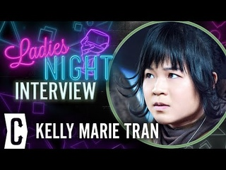 Kelly Marie Tran Interview: Star Wars, Raya and the Everlasting Value of Her Improv Experience
