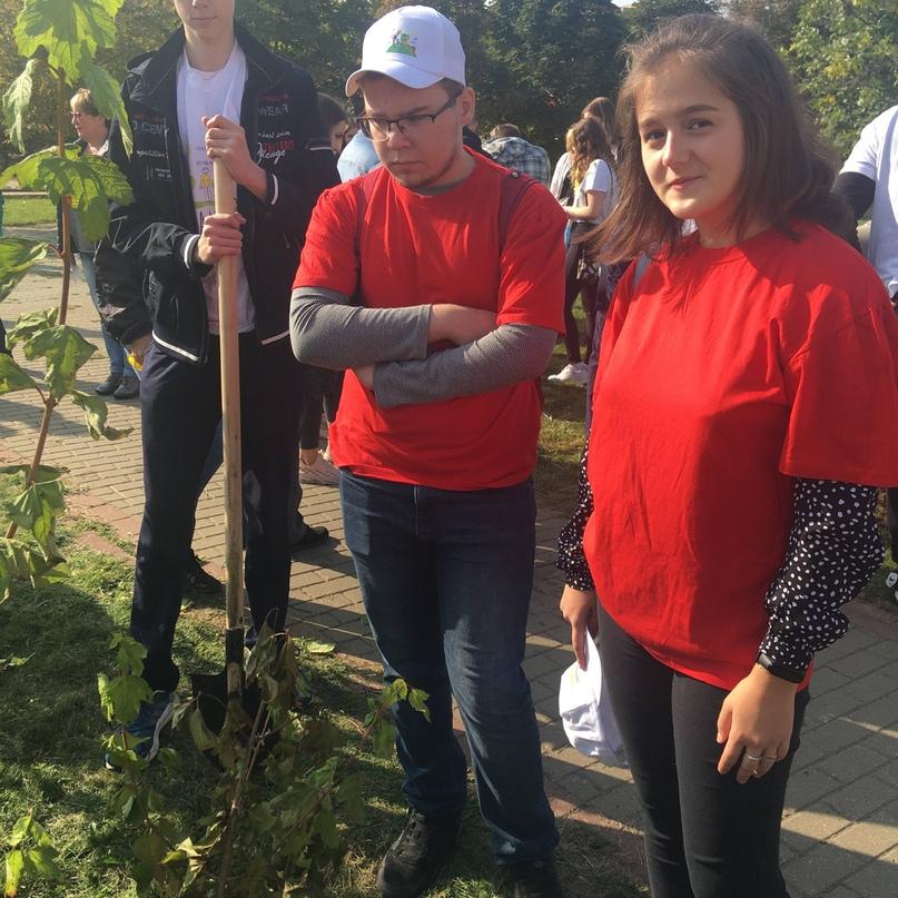 Акция «Наш лес. Посади свое дерево»., изображение №6