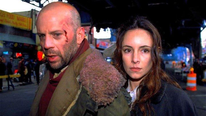 12 обезьян HD фантастика триллер детектив 1995