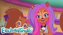 Enchantimals Россия 💜Сказки из Эвервильде: Новые соседи! 💜 Мультфильмы для детей | 0