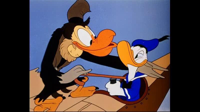1943 03 12 DD The Flying Jalopy DVD C ЖИВОВ НЕМАХОВ НЕВАФИЛЬМ ТВИК MVO ENG sub