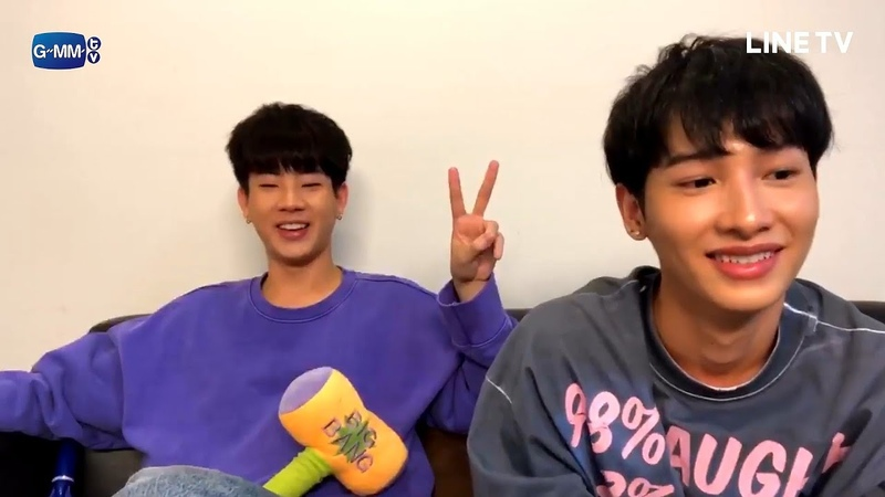 OffGun Eng Sub OurSkyy Live LineTV 20181123