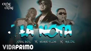 Jory Boy ft. Ñengo Flow, Maldy - La Nota [Official Video]