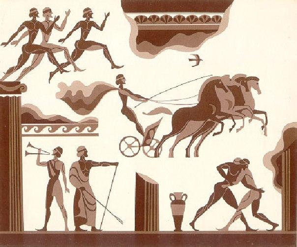 падения картинки с древними конными бегами зато намного увеличилась