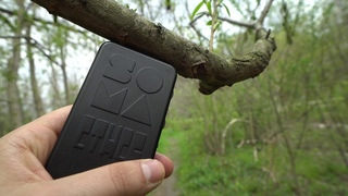 SOMA ETHER captures signals from trees!