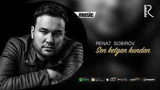 Renat Sobirov - Sen ketgan kundan   Ренат Собиров - Сен кетган кундан (music version)