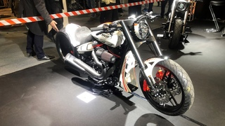 Harley Davidson FXDR 114 Milwaukee 8 Limited Edition Custom 2020 Swiss Moto