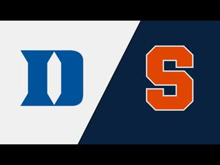 Week 06 /  / Duke Blue Devils  Syracuse Orange