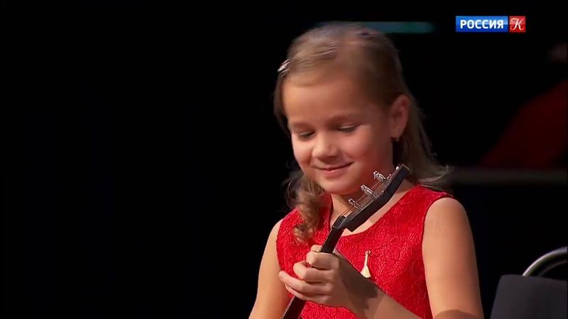 Anastasia Tyurina - XV MUSICAL FESTIVAL CRESCENDO by DENIS MATSUEV. GALA CONCERT