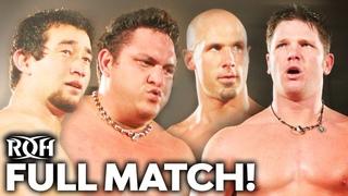 [#My1] Samoa Joe vs AJ Styles vs Christopher Daniels vs Jimmy Yang: Four Corner Survival! FULL MATCH