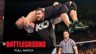 FULL MATCH - John Cena vs. Kevin Owens – United States Title Match: WWE Battleground 2015