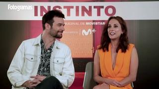 Mario Casas, Silvia Alonso y Jon Arias SIN LÍMITES en 'Instinto' | FOTOGRAMAS