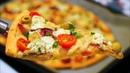 Как в пиццерии Такую пиццу любят все! Простой рецепт Кулинарим с Таней