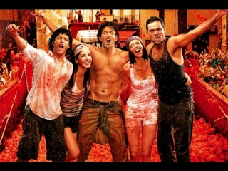 Ik Junoon (Paint it red)   Zindagi Na Milegi Dobara   Indian Films   Жизнь не может быть скучной    RUS SUB