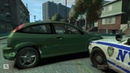 GTA IV: Chases and Crashes (With real cars!)