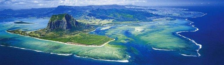 Подводные водопады на Маврикии, изображение №2