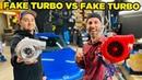 Фейковая турба против фейковой турбы! BMIRussian