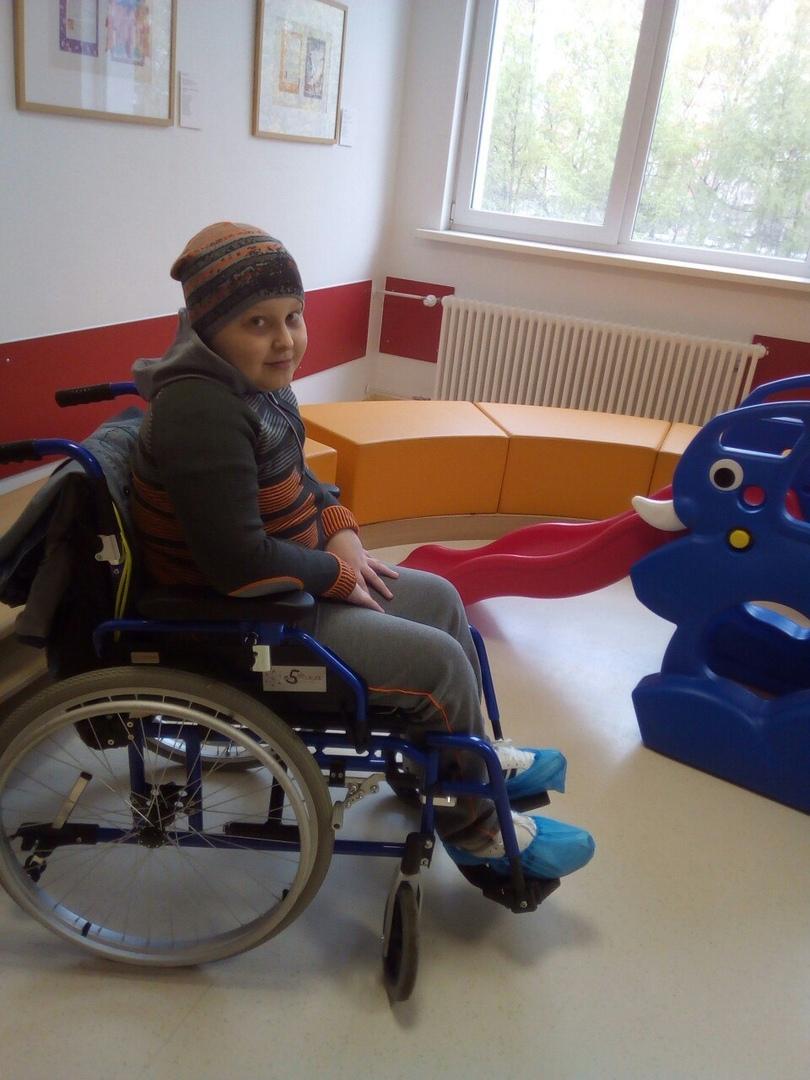 Помощь для Богдана Свистунова