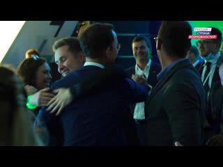 Победители конкурса Лидеры России 2020