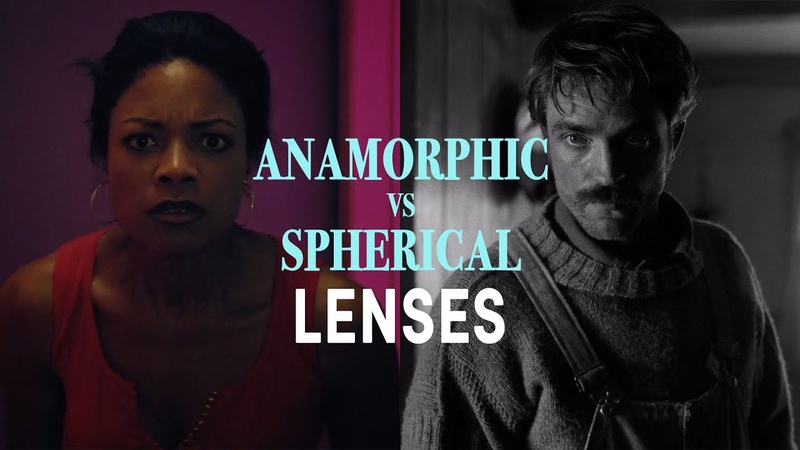The Difference Between Anamorphic And Spherical Lenses Explained
