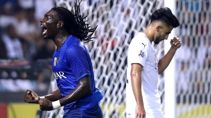 AFC Champions League 2019 AL SADD SC (QAT) 1 - 4 AL HILAL SFC (KSA) Semi-finals 1st Leg