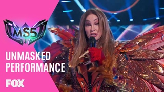 Phoenix Unmasked Performance | Season 5 Ep. 2 | THE MASKED SINGER