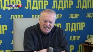 Рассуждение... заявление Жириновского про Донбасс и Украину