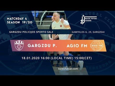 Gargzdu Pramogos AGIO FM ENG