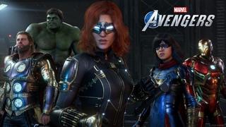Marvel's Avengers: WAR TABLE 2 | BETA Content