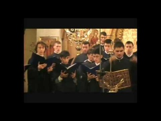 EVLOGHIA Choir - Thrice Holy Hymn/ Τρισάγιον υμνος