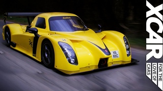 Radical RXC: The World's Most Extreme Street Legal Coupe - XCAR
