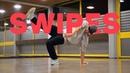 Легкие движения в брейк дансе - УЧИМ SWIPES