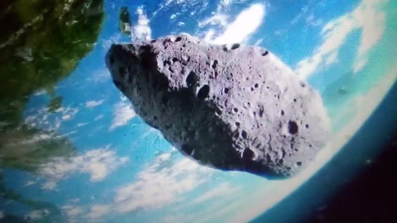 К Земле приближается астероид 2000 WO 107