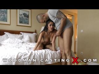 Darcia Lee on Woodman casting X