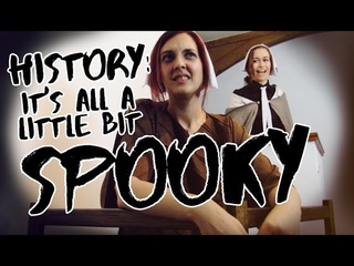 HISTORY: It's All A Little Bit SPOOKY - SALEM WITCH TRIALS