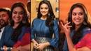 Keerthy Suresh s Adorable Cute Expressions At Thaanaa Serndha Koottam Press Meet